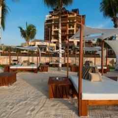 Отель Villa del Palmar Cancun Luxury Beach Resort & Spa Мексика, Плайя-Мухерес - отзывы, цены и фото номеров - забронировать отель Villa del Palmar Cancun Luxury Beach Resort & Spa онлайн бассейн фото 2