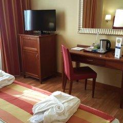 Отель Cicerone 4* Стандартный номер с различными типами кроватей фото 7