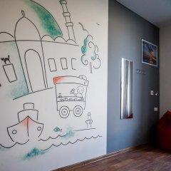 Хостел География Казань Кровать в общем номере двухъярусные кровати фото 15