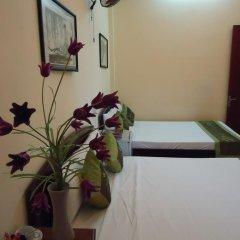 Nam Ngai Hotel Стандартный семейный номер с двуспальной кроватью фото 14