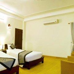 Отель An Hoi Town Homestay 2* Стандартный номер с 2 отдельными кроватями фото 4