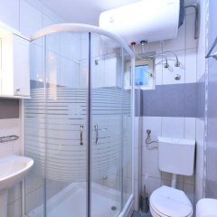 Отель Guest Accommodation Tal Centar Нови Сад ванная