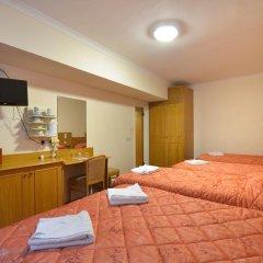 Seymour Hotel 2* Стандартный номер с различными типами кроватей фото 12