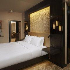 Отель Hilton Tallinn Park 4* Люкс повышенной комфортности с разными типами кроватей фото 3