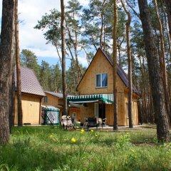 База Отдыха Лесная на Самаре Коттедж фото 4