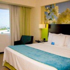 Отель Fairfield Inn by Marriott Los Cabos 3* Стандартный номер с различными типами кроватей фото 3