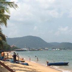 Отель Villa Chomphoo пляж