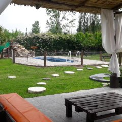 Отель Cabañas El Eden Бунгало фото 26