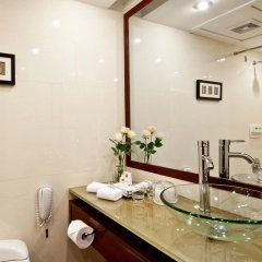Rosedale Hotel and Suites Guangzhou 3* Представительский люкс с разными типами кроватей фото 2