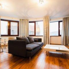 Отель EXCLUSIVE Aparthotel Улучшенные апартаменты с различными типами кроватей фото 32