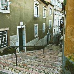 Отель Wonderful Lisboa Olarias Апартаменты с различными типами кроватей фото 10