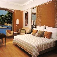 Отель Trident, Gurgaon 5* Номер Делюкс с двуспальной кроватью фото 2