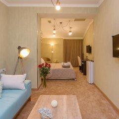 Отель King David 3* Номер Делюкс с различными типами кроватей фото 8