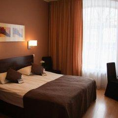 City hotel Tallinn 2* Стандартный номер с различными типами кроватей фото 3