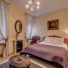 Отель Retro Apartment Литва, Вильнюс - отзывы, цены и фото номеров - забронировать отель Retro Apartment онлайн комната для гостей фото 3