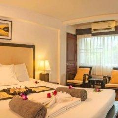 Отель Aonang All Seasons Beach Resort 3* Улучшенный номер с различными типами кроватей фото 7