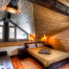 Гостиница Куршале Стандартный семейный номер разные типы кроватей фото 3