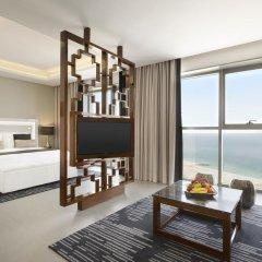 Отель Wyndham Dubai Marina 4* Люкс Grand фото 10