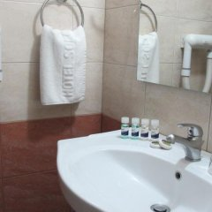 Solomou Hotel 3* Стандартный номер с разными типами кроватей фото 9