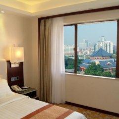 Guangdong Hotel 4* Номер Бизнес с различными типами кроватей фото 4