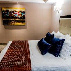 Hotel Ticuán 3* Студия Делюкс с различными типами кроватей фото 3
