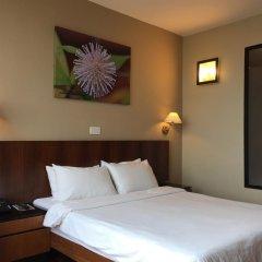 Отель Siloso Beach Resort, Sentosa 3* Номер Делюкс с двуспальной кроватью фото 3