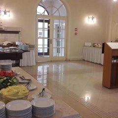 Anna Grand Hotel питание