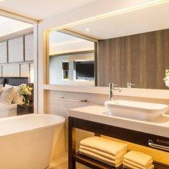 Отель Pan Pacific Singapore 5* Номер Panoramic с двуспальной кроватью фото 4