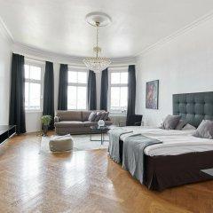 Отель Hotell Onyxen комната для гостей