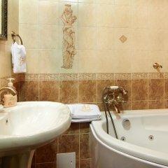 Апартаменты EuApartments в центре города ванная