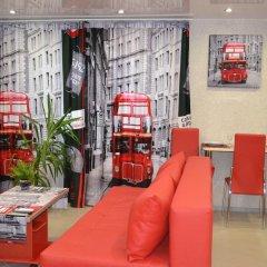 Апартаменты Red Bus Apartment na Mira Апартаменты с различными типами кроватей фото 14