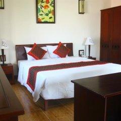 Отель Hoi An Garden Villas 3* Номер Делюкс с различными типами кроватей фото 5