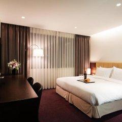 Hotel Aropa 3* Улучшенный номер с двуспальной кроватью фото 4