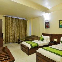 Отель Shanti Villa 3* Номер Делюкс с различными типами кроватей фото 11