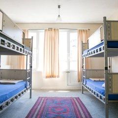 Levanten Hostel Кровать в общем номере двухъярусные кровати фото 5