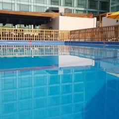 Отель Crowne Plaza Jeddah бассейн фото 2