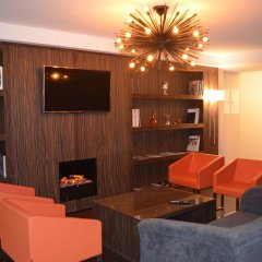 Отель Plaza Испания, Ла-Корунья - отзывы, цены и фото номеров - забронировать отель Plaza онлайн интерьер отеля фото 3