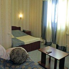 Гостиничный комплекс Корвет Стандартный номер с двуспальной кроватью фото 6