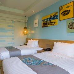 Отель Holiday Inn Resort Krabi Ao Nang Beach 4* Стандартный номер с 2 отдельными кроватями фото 4