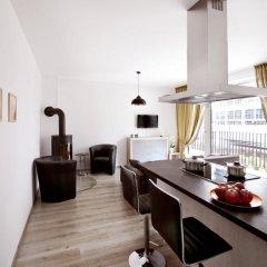 Отель Leipzig Apartmenthaus 3* Номер категории Эконом с различными типами кроватей фото 4