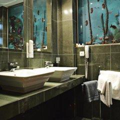 Отель Antigoni Beach Resort 4* Полулюкс с различными типами кроватей фото 10