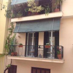 Отель Natasha's Home балкон