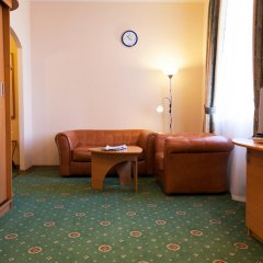 Гостиница Максима Заря 3* Стандартный номер разные типы кроватей фото 4