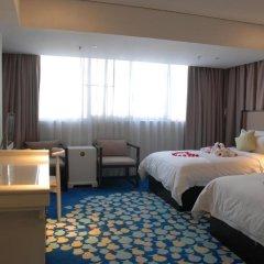 Yingshang Fanghao Hotel 3* Представительский номер с 2 отдельными кроватями фото 10