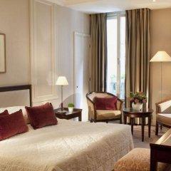 Отель Hôtel Bedford 4* Улучшенный номер с различными типами кроватей