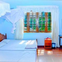 Отель Villu Villa 2* Стандартный семейный номер с двуспальной кроватью