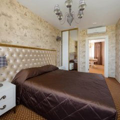 Гостиница Гостинично-ресторанный комплекс Онегин 4* Стандартный семейный номер с двуспальной кроватью фото 7