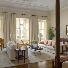 Four Seasons Hotel Milano 5* Люкс с различными типами кроватей фото 2