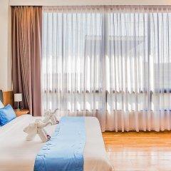 Отель Sriracha Orchid 3* Люкс с различными типами кроватей фото 35
