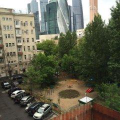 Гостевой Дом Экспо на Кутузовском Стандартный номер с двуспальной кроватью фото 6
